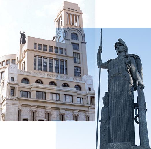 Circulo de Bellas Artes de Madrid